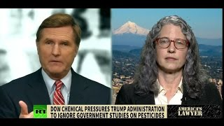 Dow Chemical Pressures Trump Administration to Cover Up Pesticide Dangers