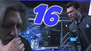 WHAT!?! Everything We Believed Was A LIE! - Detroit: Become Human Walkthrough Ep.16