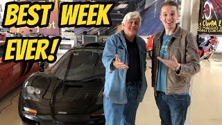 Here's Why I LIED About Not Buying Another Car in 2019 (Thanks to Jay Leno)