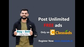 How to Post Unlimited Free Ads || Online Business Promotion || Free Advertisement For Local Business