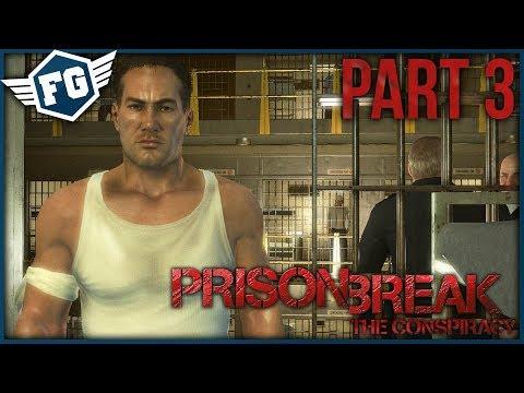 Útěk Z Vězení: Spiknutí #3 - Nejtěžší Stealth Hra!