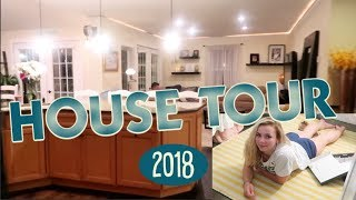 IT'S OUR OFFICIAL HOUSE TOUR!!  *upstairs exposed for the first time*