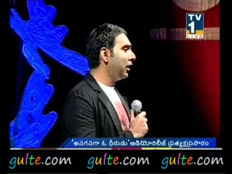 Anaganaga O Dheerudu Audio Launch Part 7