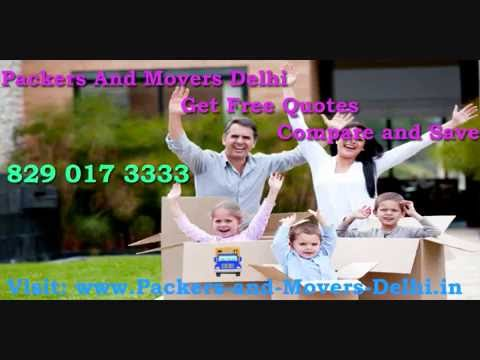 Best and Reliable Packers and Movers Services in Delhi