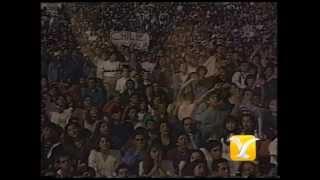 Pablo Abraira, Gavilan o paloma, Festival de Viña 1995