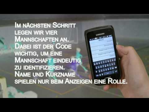 Video of Turnier Verwaltung