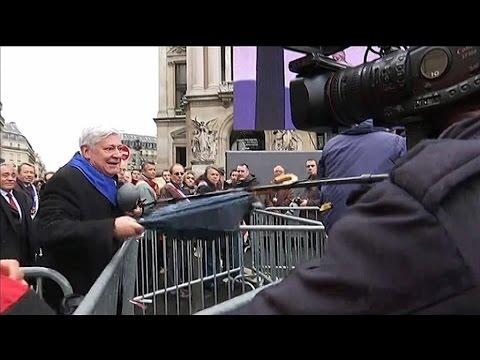"""Défilé FN : la vérité sur l' """"agression"""" de trois journalistes de Canal+  ( 2 Vidéos)"""