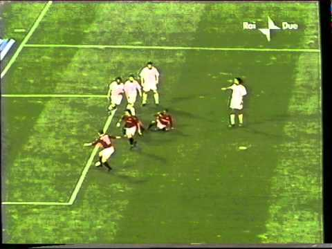 Serie A 2002/2003: AS Roma vs AC Milan 2-1 - 2003.04.26 -