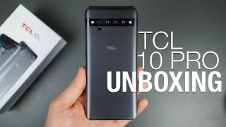 TCL 10 Pro Unboxing and First Look!