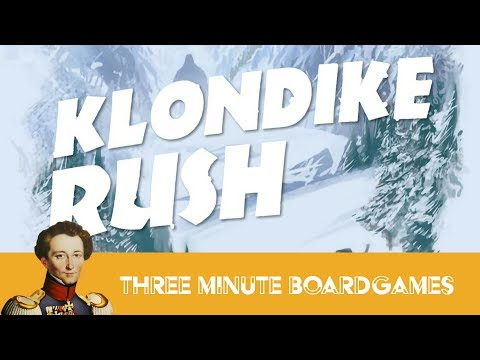 Klondike Rush in about 3 minutes