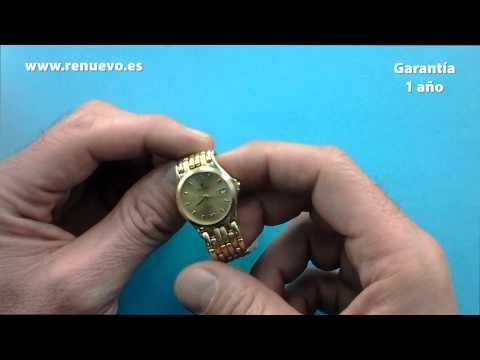 Reloj FESTINA de oro de segunda mano E207817