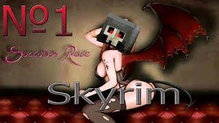 Прохождение с (Дохом) TES5 Skyrim (Суккуб) #1 (Опять начало с модами)
