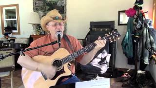 1490 -  It Must Be Love  - Don Williams cover with guitar chords and lyrics