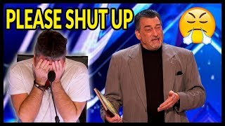 "Top 10 ""WORST AUDITIONS & Acts Go WRONG"" on America"