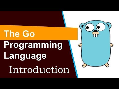 Go programming Tutorial 1 Introduction