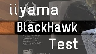 iiyama Black Hawk Monitor (27 Zoll) - Einrichtung und Einschätzung [DEUTSCH]