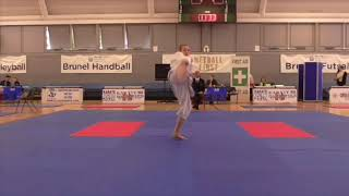 Kata – Group 3 – Area 2 – Elkai Karate Championships 2017