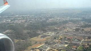 preview picture of video 'Pouso no Aeroporto de Brasília SBBR - Landing Boeing 737-800'