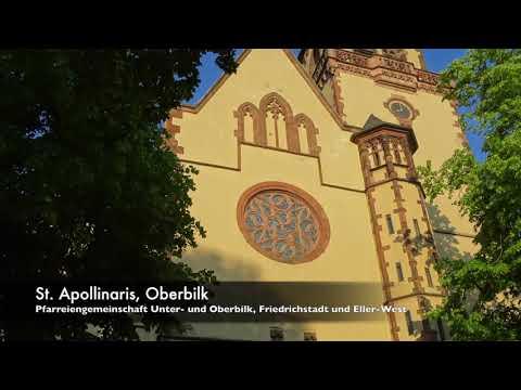 Kirchen zwischen Medienhafen und Gurkenland