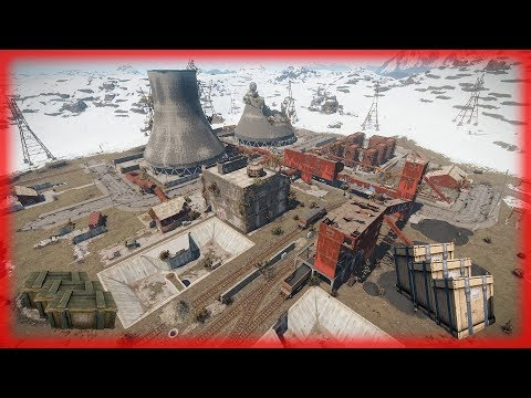 Rust   Easiest way to get a Red key card   Power Plant