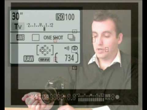 Canon 400D Tutorial