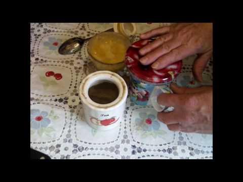 Похудение без диет. Корица с медом помогает похудеть в талии.