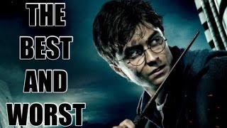 THE BEST AND WORST OF HARRY POTTER