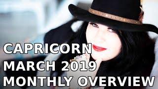 capricorn monthly horoscope 2019 - मुफ्त ऑनलाइन