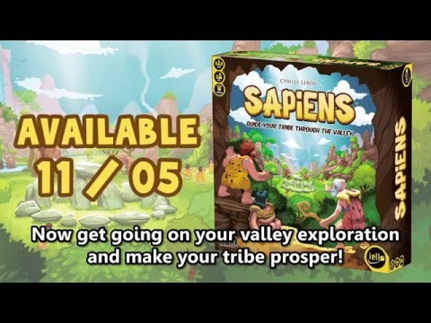 Sapiens game overview