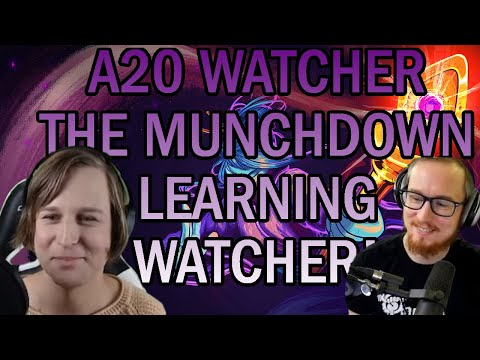 Overexplaining with TheMunchdown | Ascension 20 Watcher Run | Slay the Spire | Trans Lifeline Stream