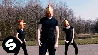 Robbie Mendez - Chicken Nuts (Official Music Video)
