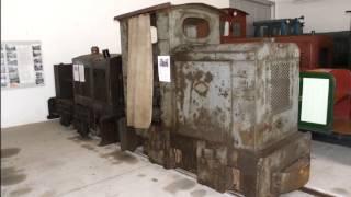 preview picture of video 'Feldbahnmuseum Herrenleite - Historische Feldbahn Dresden'