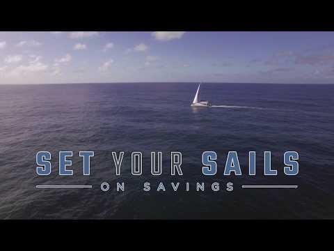 Set Your Sails on Savings