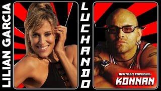 Konnan | Lilian Garcia: Luchando