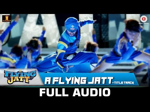 A Flying Jatt - Title Track | Full Song | Tiger Sh