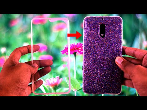 Download Mobile Cover Making at Home   Mobile Cover Decoration   Back Cover Design at Home Mp4 HD Video and MP3