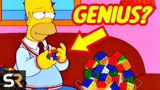 10 Simpsons Fan Theories So Crazy They Might Be True - dooclip.me