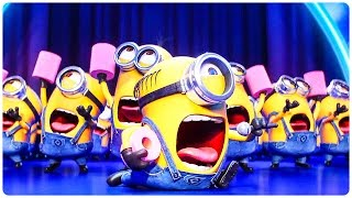 Despicable Me 2 - minions sing and dance - Самые лучшие видео