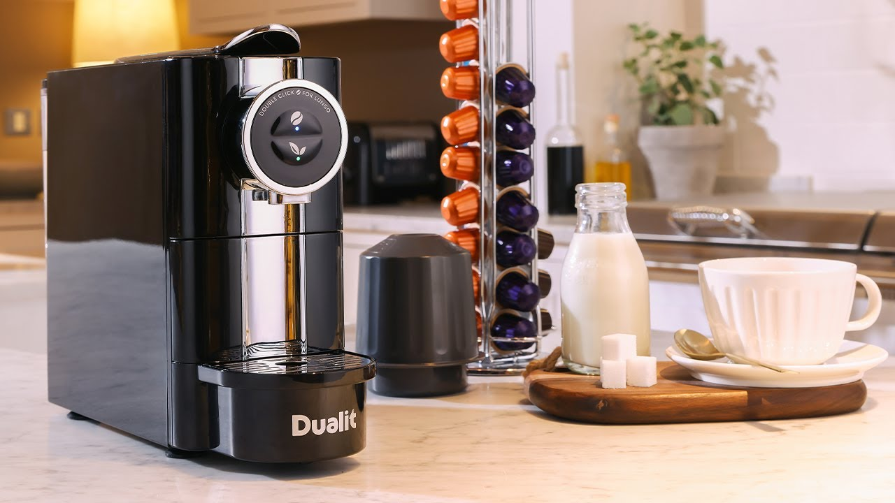 Dualit Café Plus Capsule Machine preview