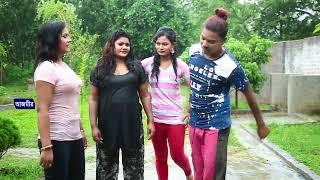 বৃষ্টিতে নরম জায়গায় হাত l দর ভাদাইমা l Vadaima New Koutuk l Bangla Comedy Video 2018
