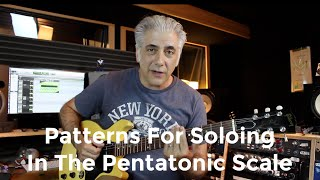 How to Play a Pentatonic Scale | Patterns For Soloing Guitar Lesson