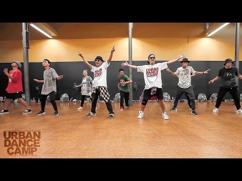 Uptown Funk - Bruno Mars / Hilty & Bosch ft. Keone, Koharu, Chris, Mariel... / URBAN DANCE CAMP