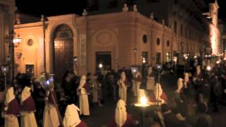 preview picture of video 'Venerdì Santo a CHIETI Processione 2014'