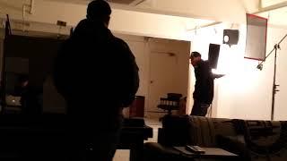 Rapper MV Shoot