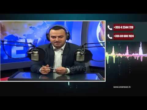 Ora Juaj - Shtypi i Ditës dhe telefonatat në studio me Klodi Karaj (06/12/2019)