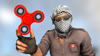 IF FIDGET SPINNER WAS ADDED TO CS:GO