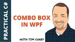 WPF Controls with MVVM: ComboBox