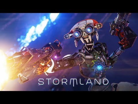 Stormland: Combating the Tempest | Oculus Rift S thumbnail