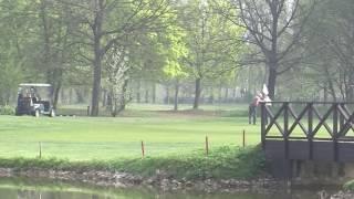 Irrigazione campo da golf con gruppi pressione Lowara