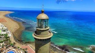 Gran Canaria - drónfelvétel